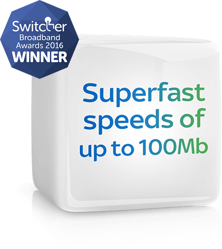 Switch to superfast Sky Fibre