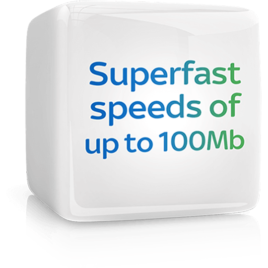 Superfast Sky Fibre