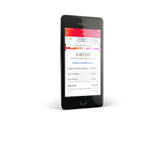 View and manage your bill
