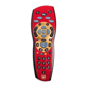Arsenal Sky+HD Remote Control