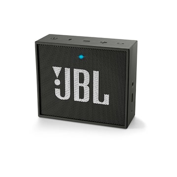 JBL Go Ultra-Portable Bluetooth Speaker - Black