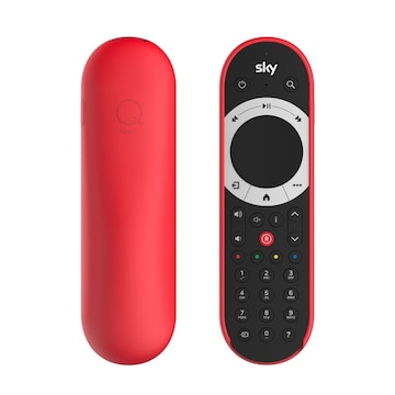 Red Sky Q remote cover