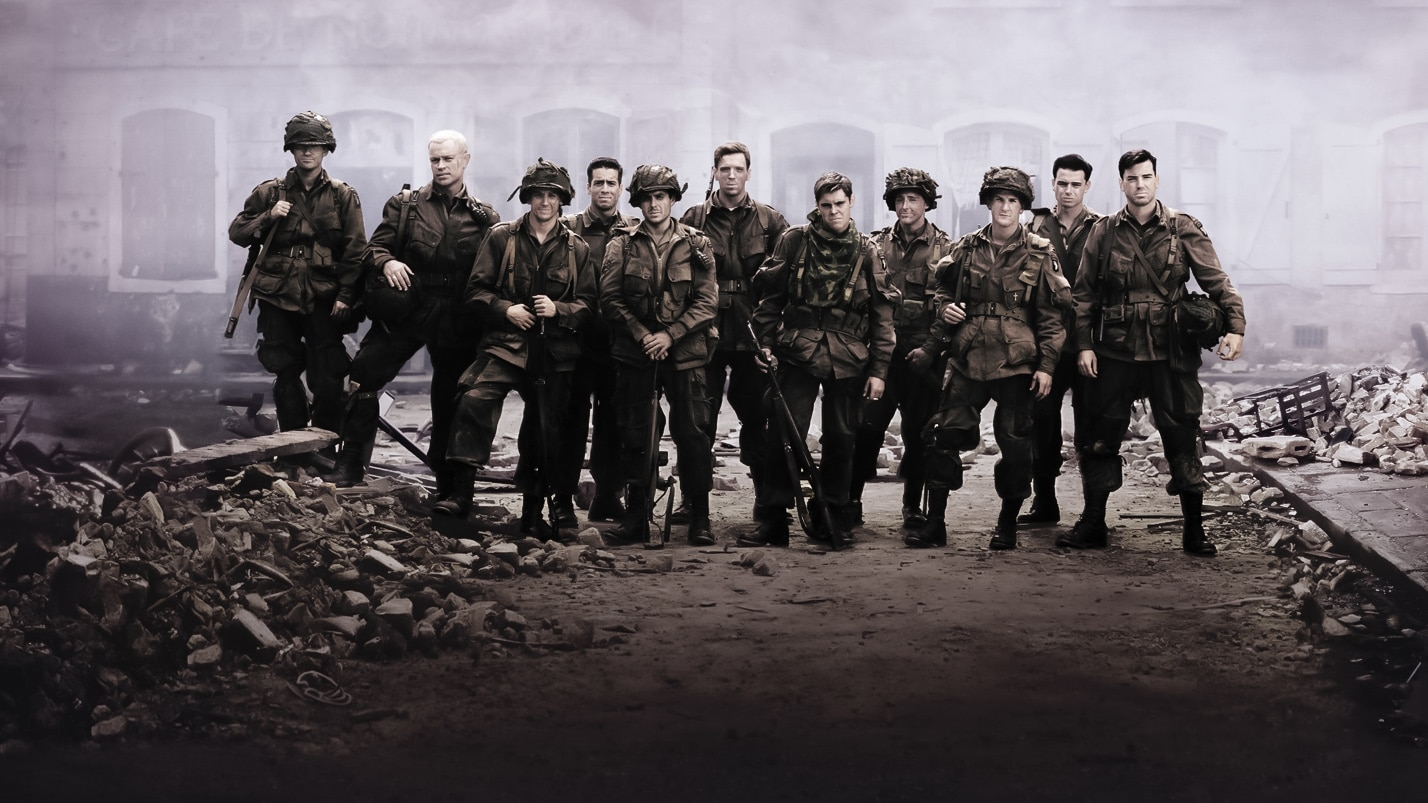 Band Of Brothers Season 1 Episode 1 Sky Com