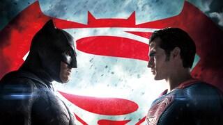 Batman V Superman: Dawn Of Justice<br>