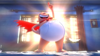 Captain Underpants: The First Epic Movie<br>