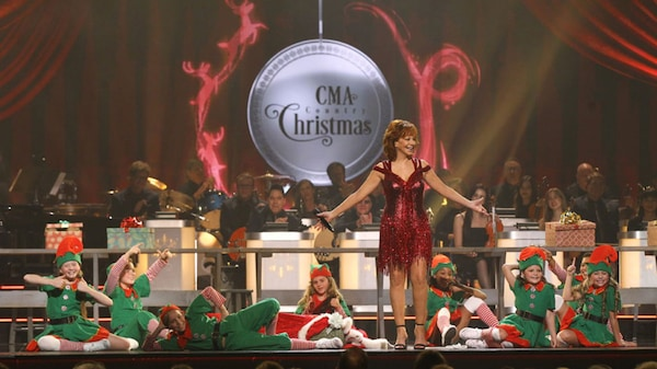 CMA Country Christmas 2018 on Sky Arts