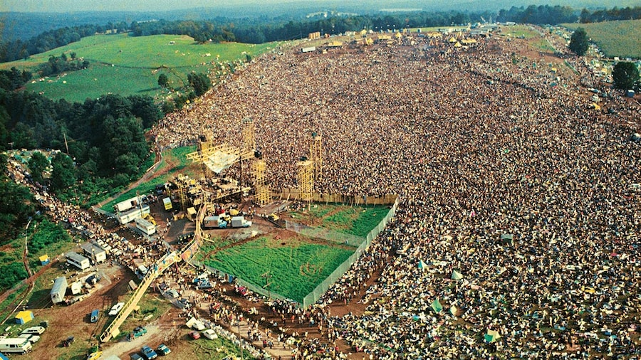 Come Together: The Rise Of The Festival