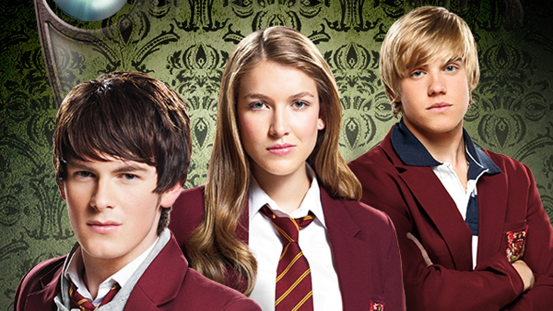 House Of Anubis | Sky.com