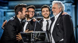 Il Volo with Placido Domingo: A Tribute To The Three Tenors<br>