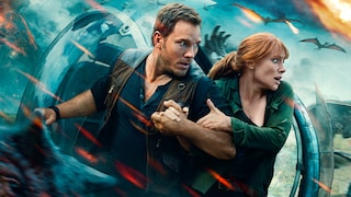 Jurassic World: Fallen Kingdom<br>