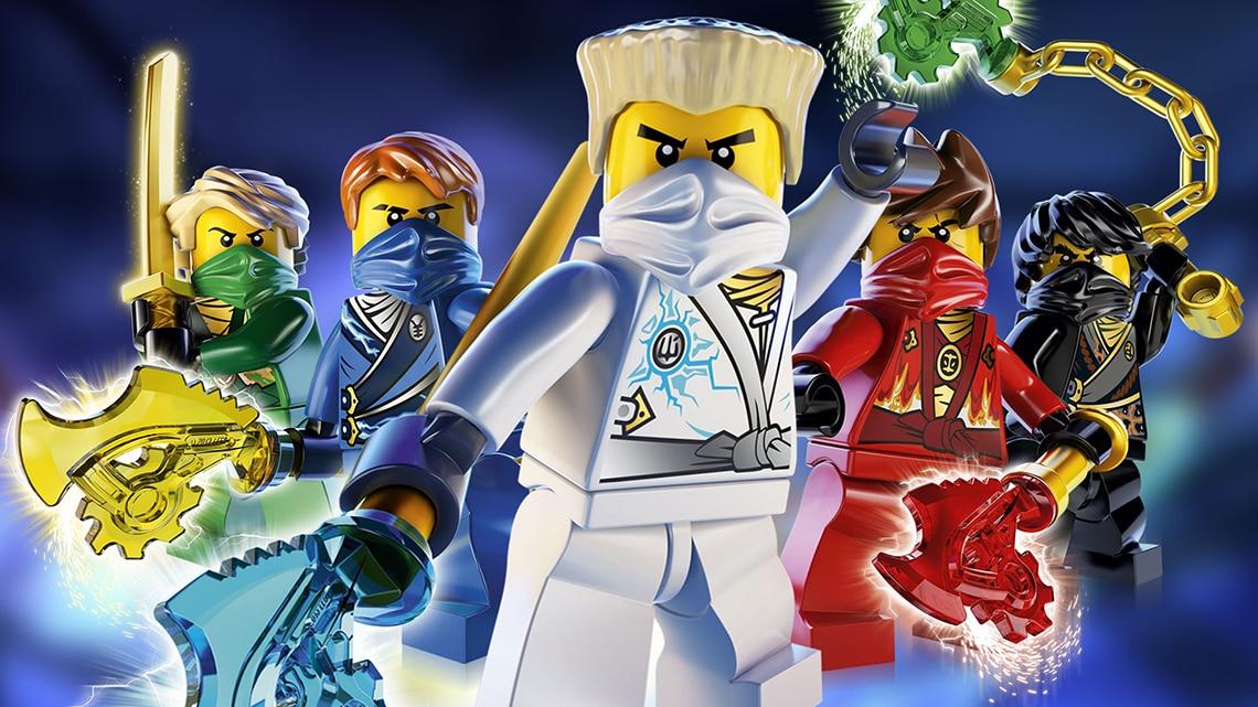 LEGO Ninjago: Masters Of Spinjitzu | Sky.com