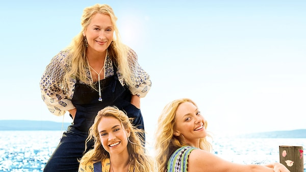 Mamma Mia! Here We Go Again on Sky Store