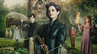 Miss Peregrines Home for Peculiar Children<br>