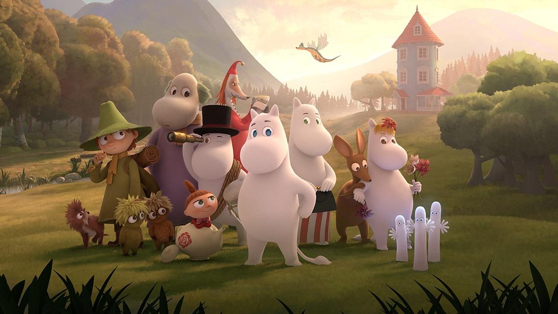 Moominvalley | Sky com
