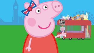 Peppa Pig: My First Cinema Experience<br>
