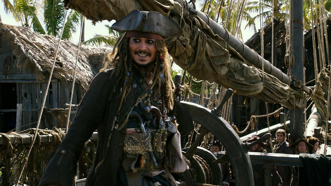 Pirates Of The Caribbean Box Set Skycom