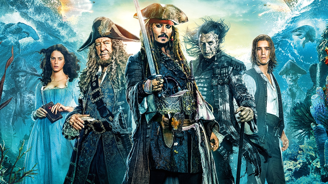 Pirates Of The Caribbean SalazarS Revenge Stream