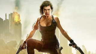 Resident Evil: The Final Chapter<br>