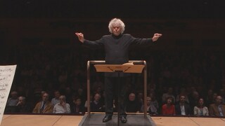 Sir Simon Rattle Conducts An Imaginary Orchestral Journey<br>
