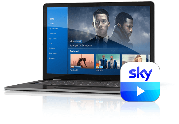 Sky Desktop App