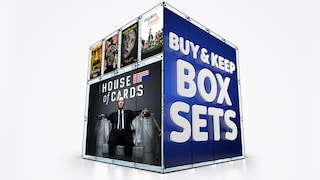 Box Sets now yours to<br> Buy & Keep