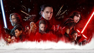 Star Wars: The Last Jedi<br>