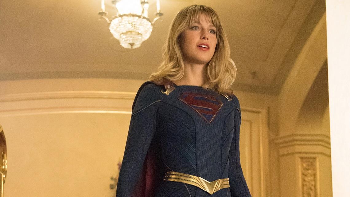 Supergirl | Sky com