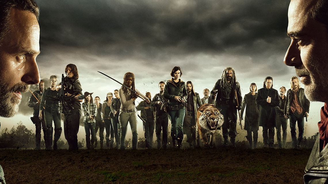 the walking dead sky