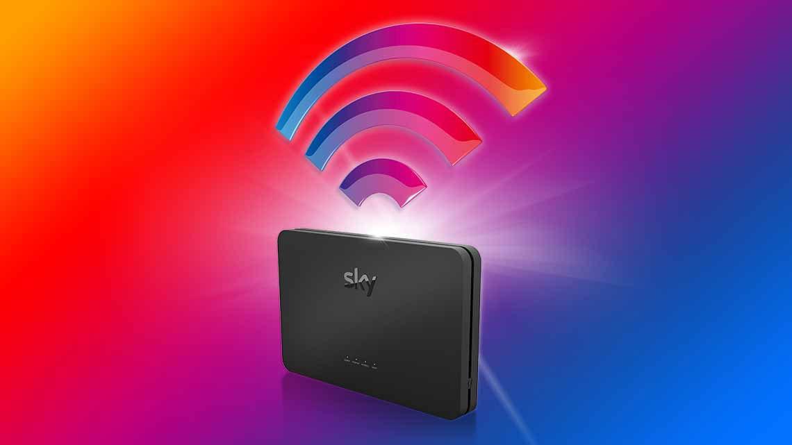Test Your Broadband Sky Com
